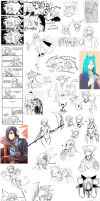 Sketchdump_009 by Nerior