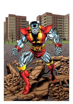 Colossus2commissioncolor by LostonWallace