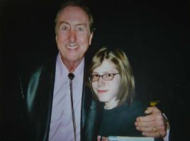 Me and Eric Idle by Lemming-Of-The-BDA