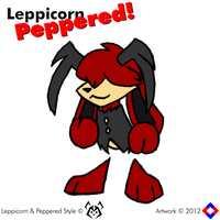 Leppicorn Peppered by NS-Games