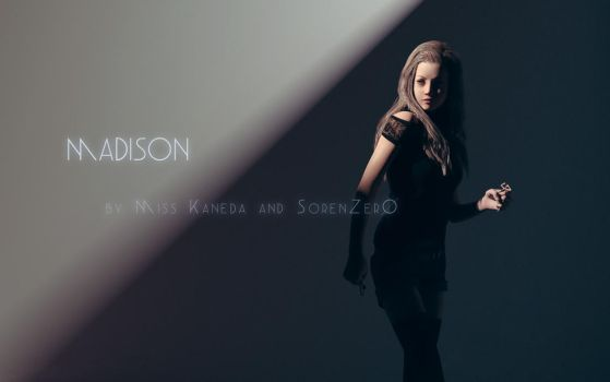 ''Madison'' - Now Available! by SorenZer0
