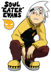 Soul Eater Evans - ID by Nicka93
