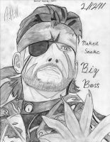 Snake Eater by Wanted75