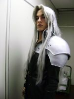 Sephiroth Cosplay by FelipeShacklebolt