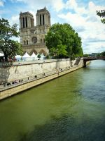 Notre Dame III by xXCold-FireXx