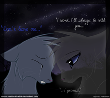 Always in my heart. by Spottedfire94