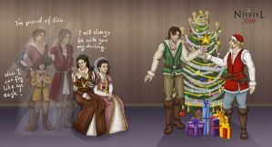 Christmas part II by Nifriel