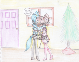 :CE: .:All Tangled Up:. by MagicIpodOfCats