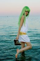 C.C. in the sea by Simca-Swallow41