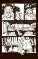 24-hour comic - page 12 by pietrestan