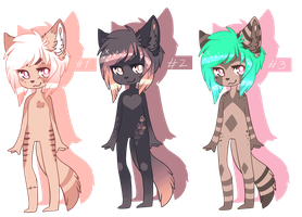 Charity Adopts: Coffee Kitties batch by xMerchant
