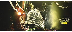 Afro Samurai Sig by GreenMotion