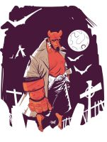 HellBoy by Robbi462