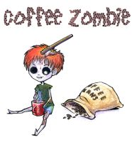 Coffie Zombie by PooLinG-WaTeRs