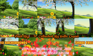 Pack BG #4- Collected By Hello Cupid by HelloCupid