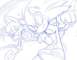 Let's run sketch by AngelofHapiness