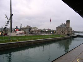 Soo Locks by DonLeo85
