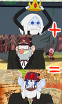 GRUNKLE SIMON!!!!!! by Niladerp