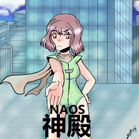 NAOS of the stars by The-Man-Called-G