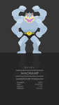 Machamp by WEAPONIX
