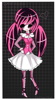 Monster High-Draculaura by mochatchi