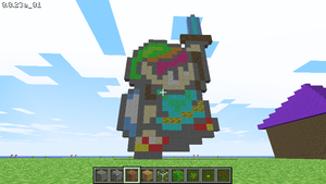 A Link to the Minecraft by Delta-NakedSnake