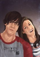 MVTS: Shane and Claire Selfie by jeminabox