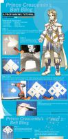 Making Crescendo's Belt Bling by Stealthos-Aurion