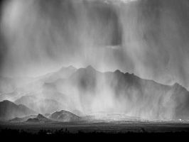 Rainstorm in my backyard by whendt