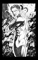 Green Lantern 2012 pencils by hanzozuken