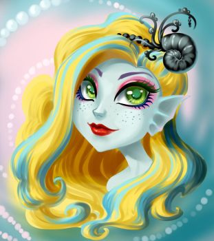 Lagoona Frights,Camra,Action by fantazyme