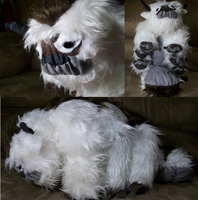Appa Plush by The-Rebexorcist