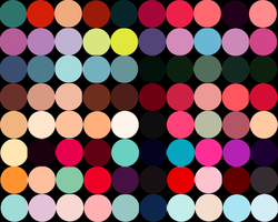 Various Color Palettes 2 by Miraxe