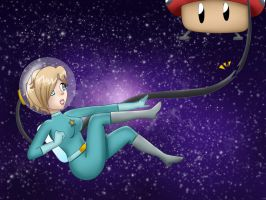 Commission : Rosalina in Peril by daisy4ever1997