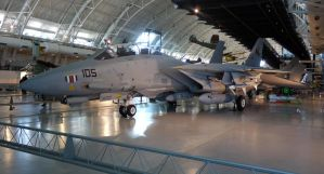 Grumman F-14 Tomcat Gulf of Sidra by shelbs2