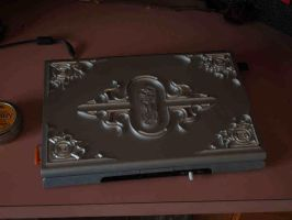 Customized Laptop Cover by savageworlds
