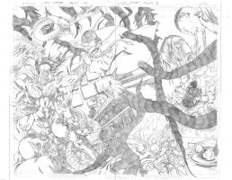 Top Cow Talent Hunt 6 7 by isaac1210