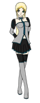 My Vocaloid Oc by HetaliaBeFanGirlin