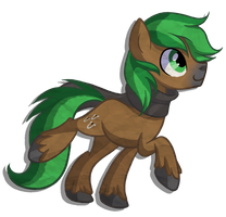 Gift- JaegerPony by Left2Fail
