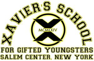 Xavier's School Shirt Design by viperaviator