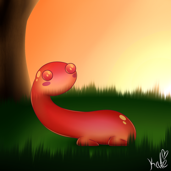 Lil' Blob by KATEtheDeath1
