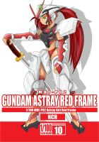 Gundam Astray girl red frame by NCH85