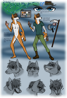 Denim Reference (Anthro) by DannyHorseRules