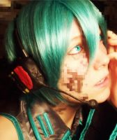 Hatsune Mikuo- Into the Light by XxNaomi-LukarixX
