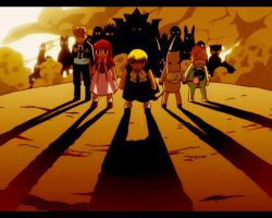 Zatch Bell and Company 1 by MBarDeaD