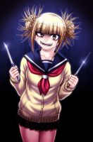 my hero academia toga himiko 2 by cva1046