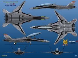 IFX-25S Mark I Strike Archer by haryopanji