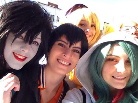 Kido Mekakucity Actors : TwinCosplay by lilly10baby