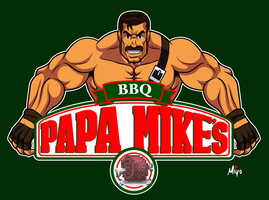 Papa Mikes BBQ by Shayeragal