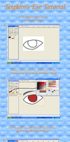 Eye Tutorial - Gimp pg. 1 by ladybeastcharmer